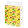 Giấy rút Clasi 131 3 lớp (450 tờ/gói, 8 gói/xách)
