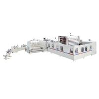YD-PL400C dây chuyền sản xuất giấy vệ sinh và giấy nhà bếp