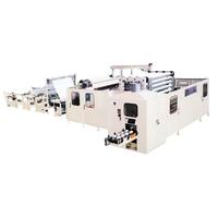 YD-PL250C dây chuyền sản xuất giấy vệ sinh và giấy nhà bếp