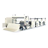 PF - EA máy cuộn giấy Jumbo tự động tốc độ cao