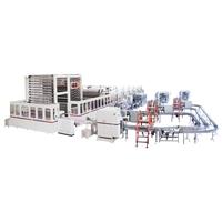 YH-PL dây chuyền sản xuất khăn giấy tự động hoàn toàn (2900~3600)